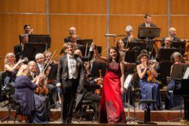 Al Politeama il Concerto di Natale dell'ORT con Daniele Rustioni e Beatrice Rana