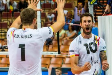 Volley: il nazionale belga Van de Voorde in forza al Siena