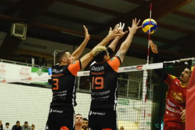 Volley: Siena sconfitta a Vibo Valentia 3-0