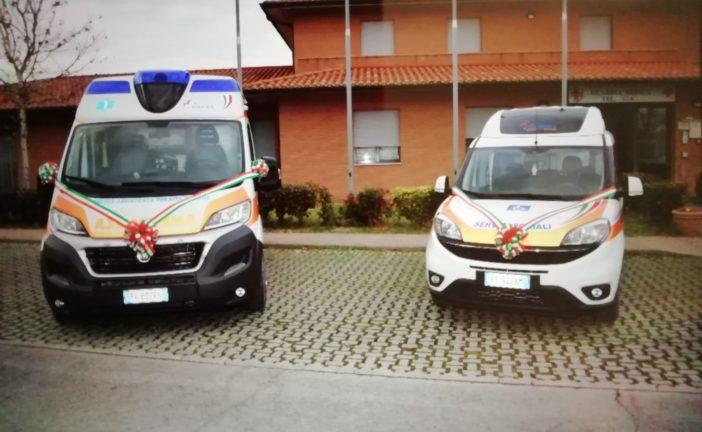 La Pubblica Assistenza di Torrita presenta due nuovi automezzi