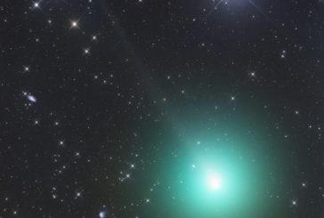 """""""La Luna, la cometa Wirtanen e il profondo cielo"""" a Montarrenti"""