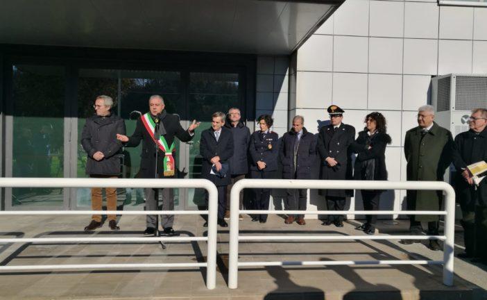 Inaugurata la nuova sede del Comune di San Gimignano