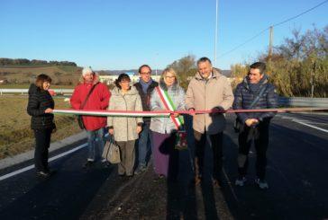 Monteriggioni: inaugurata la nuova rotatoria a Castellina Scalo