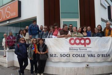 La sezione soci Coop di Colle inaugura una nuova sala