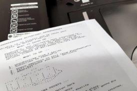 La stampante non è (più) solo una stampante…