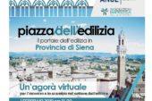 ANCE Siena lancia il portale Piazza dell'Edilizia