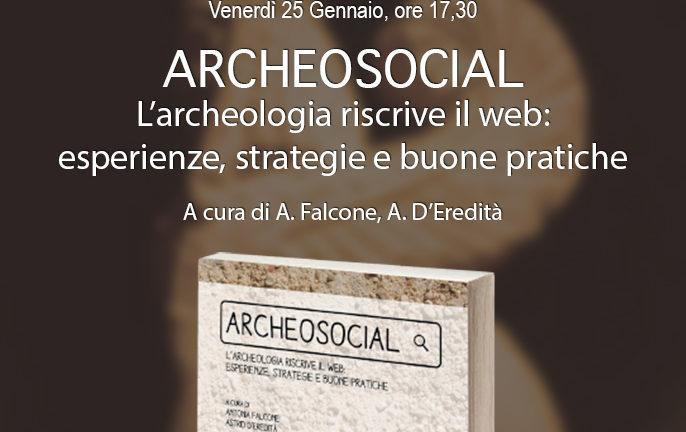 """Libriamoci a Chiusi: al Museo Etrusco si presenta """"Archeosocial"""""""