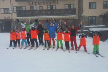 Sci Club Siena: sull'Amiata con i giovanissimi