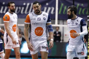 Volley: Latina s'impone al tie break