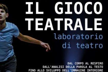 """Al Politeama al via il laboratorio """"il gioco teatrale"""""""