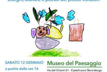 Al Museo del Paesaggio in mostra le opere dei piccoli visitatori