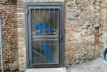 """""""Vandalismo nella Chiocciola: un'offesa alla città tutta"""""""