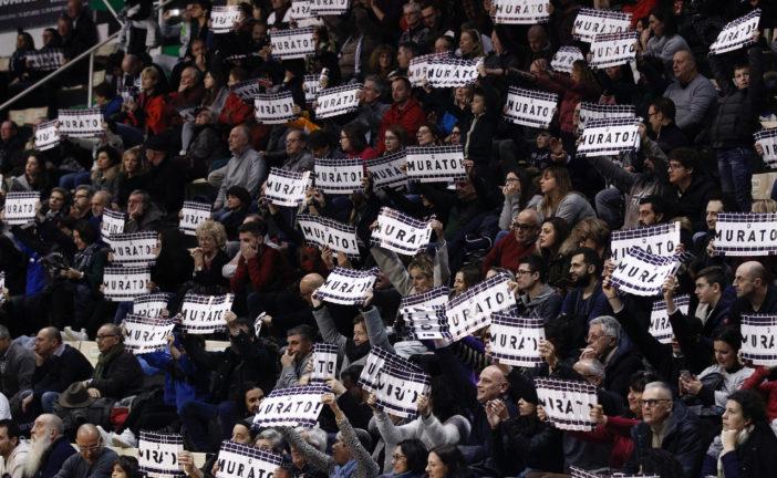 Volley: Siena chiede un palazzetto caldissimo per la sfida con Perugia