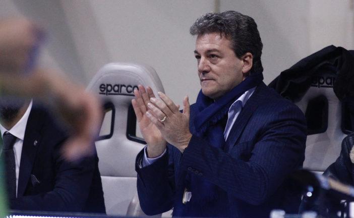 Volley: appello del presidente Bisogno ai tifosi