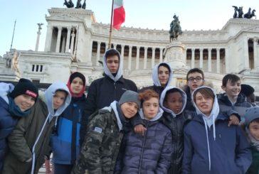 L'U13 del Costone si fa valere al Torneo Mare di Roma