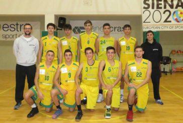 Regionale Under 18: Costone batte Virtus Maginot per 61-63
