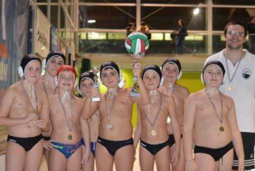 Siena Pallanuoto U11 seconda al torneo di Colle