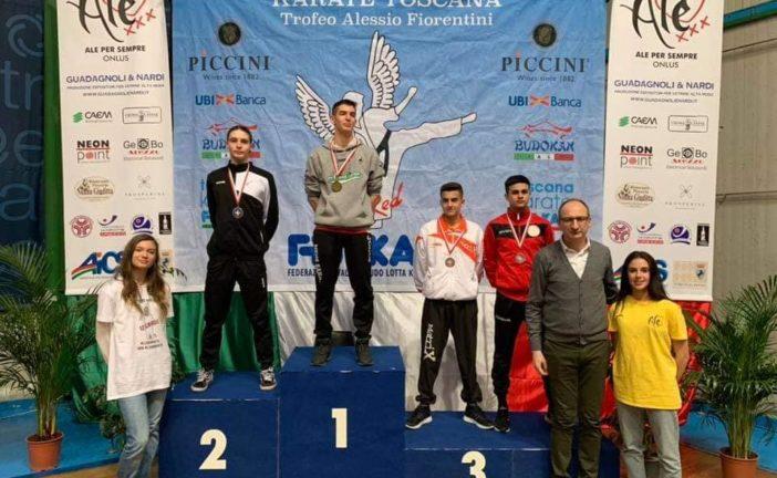 Mens Sana Karate: sei medaglie ad Arezzo