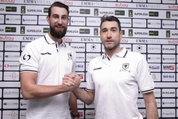 Volley: presentati Savani e Van de Voorte