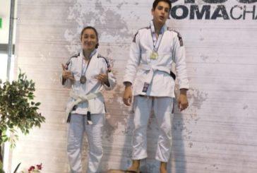 La Brazilian jiu jitsu torna da Roma con un bottino ricco