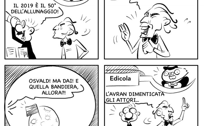 La strip di Luca