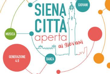 Bando da 28mila euro per Siena Città Aperta