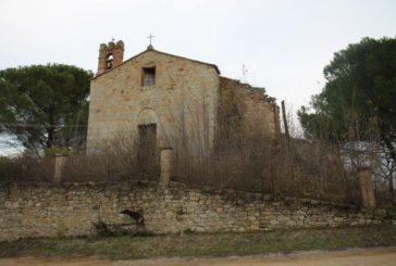 Castelnuovo Berardenga: l'abbandono regna a San Vito