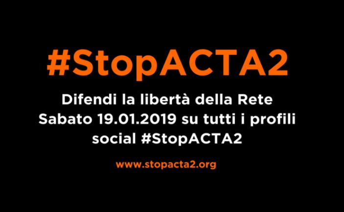 Il Partito Pirata invita i sindaci ad aderire a #StopACTA2