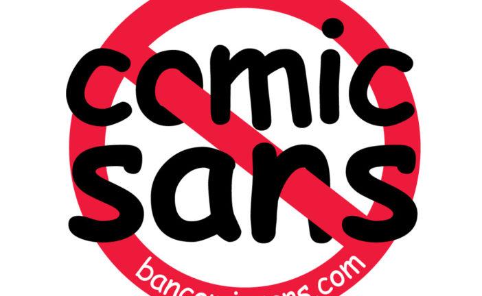 Comic Sans: il font piu' odiato al mondo