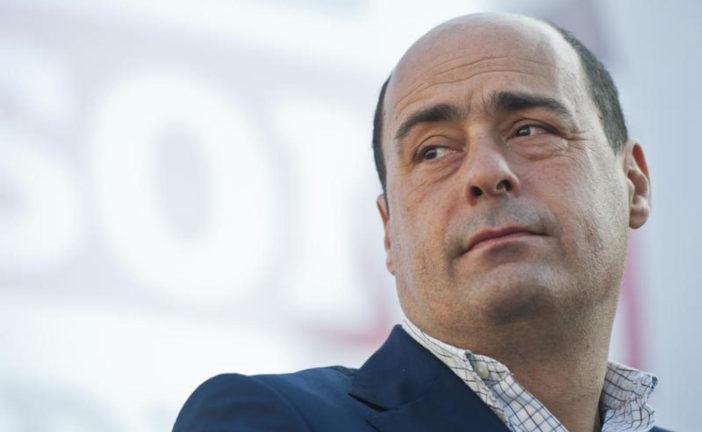 """Zingaretti: """"Il Governo tradisce gli italiani"""""""