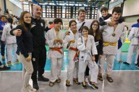 Il CUS Siena Judo sempre in primo piano