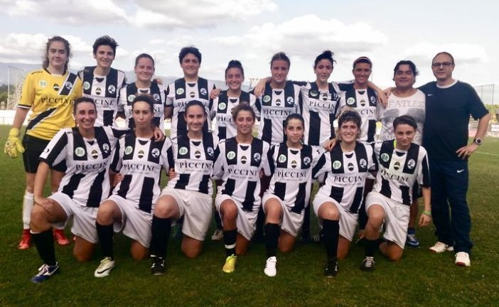 Siena Women's San Miniato asso di coppe
