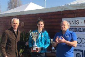 Chiara De Vito vince il I Open Al Tennis Park di Calenzano