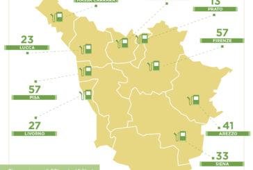In Toscana quasi 147 mila vetture circolanti a GPL. 9mila a Siena