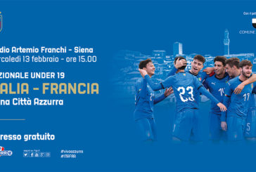 Allo stadio Franchi l'amichevole Italia-Francia under 19