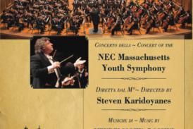 Il New England Conservatory di Boston in concerto ai Rinnovati