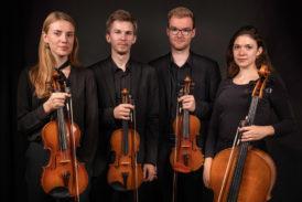 Talenti Chigiani alla Micat in Vertice con il Quartetto Gyldfeldt