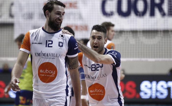 Volley: Siena va a Milano ancora con speranze di salvezza