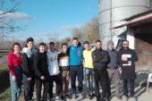 """""""Ricasoli"""": tappa in scuderia per il progetto sui cavalli da Palio"""