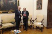 L'ambasciatore iracheno Bamarni all'Università di Siena