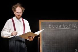 Teatrinscatola: Fake! Le emozioni autentiche delle finzioni teatrali