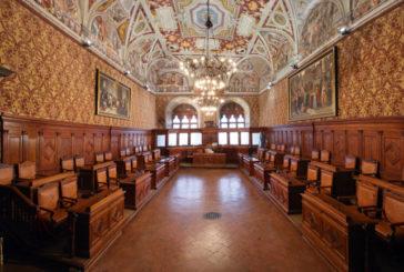 Il Consiglio comunale di Siena si riunisce il 21 novembre