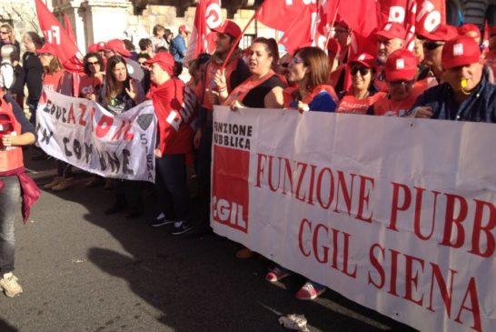"""Fp Cgil: """"Bimbi maltrattati: solidarietà alle famiglie e agli educatori"""""""