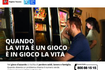 Gioco d'azzardo patologico: una campagna della Regione e un numero verde