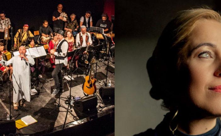 Ai Rinnovati c'è Ginevra Di Marco con l'Orchestra multietnica di Arezzo
