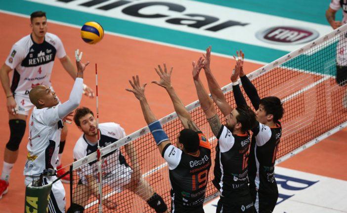 Volley: Milano non fa sconti a Siena