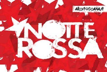 Arci Siena: torna la Notte Rossa con eventi in tutti i circoli
