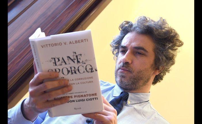 """Le Acli presentano al SMS il volume """"Pane sporco"""" di Vittorio Alberti"""
