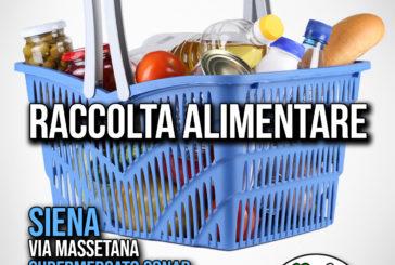 Solidarietà Nazionale Siena organizza una raccolta alimentare