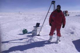 Unisi: spedizione in Antartide per calibrare i sensori dei satelliti